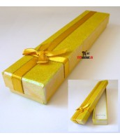 Darčeková krabička - žltá