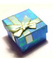 Darčeková krabička - modrá