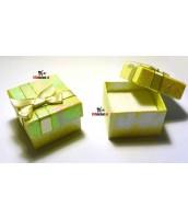 Darčeková krabička - bledozelená