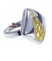 Strieborný prsteň 1233R