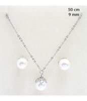 Perlová súprava šperkov 237724