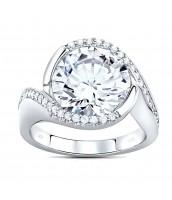 Strieborný prsteň EXTRAVAGANZA so. 7554902d417