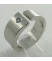 Oceľový prsteň 232168B