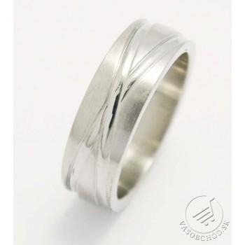 Oceľový prsteň - 232669B