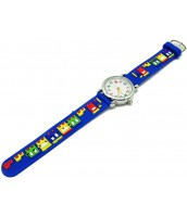 Detské hodinky 119752-23 - vlak