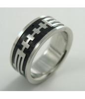 Oceľový prsteň 232063A