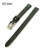 Remienok 10 mm - čierny