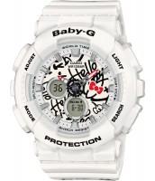 Dámske hodinky Casio BA 120KT-7A - Hello Kitty
