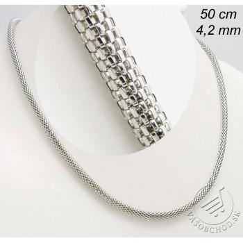 Oceľová retiazka 50cm - 231142A