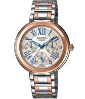 Dámske hodinky Casio SHE 3034SG-7A Swarovski