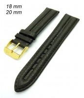 Remienok 18 a 20 mm - kožený