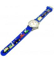 Detské hodinky auto - autá 119752-72 - autobus