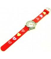 Detské hodinky 119752-51 - srdiečka
