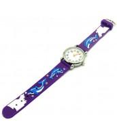 Detské hodinky 119752-39 - delfín