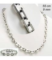 Oceľový náhrdelník 55cm - 231089A 1f54ca80a7c