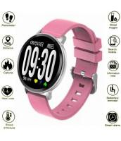Ružový, fitness hodinky 114506R