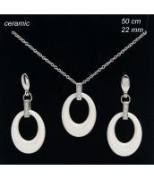 Keramická súprava šperkov 237621B