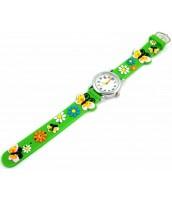 Detské hodinky 119752-87 - motýľ