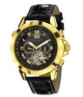 Calvaneo 1583 Astonia Black Anthrazit Gold