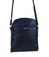 Modrá pánska crossbody taška - MP2 GROSSO