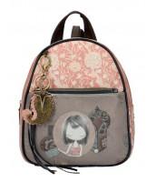 Sweet & Candy Dámsky farebný batôžtek s potlačou v1 - SWC043