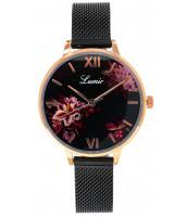 Dámska hodinky Lumir 111574MC - ROSE/BLACK