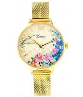 Dámske hodinky Lumir 111572ZL - GOLD