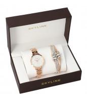 Dámske hodinky s náramkom SKYLINE - 2950-7