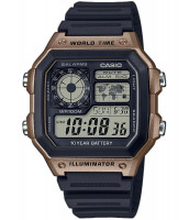 Digitálne hodinky Casio AE 1200WH-5A