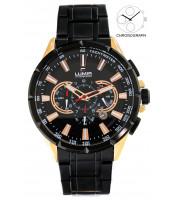 Pánske hodinky Lumir 111583C - BLACK/ROSE