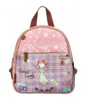 Dámsky farebný batôžtek s potlačou C, Sweet & Candy - SWC043