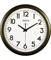 Nástenné hodiny Secco S TS6007-17